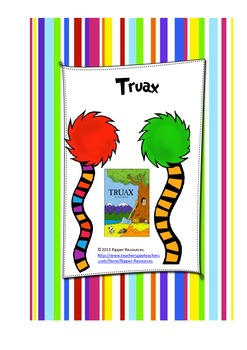 """Truax"" - a critical literacy approach + a free downloadable book"