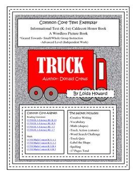 Truck (Common Core Text Exemplar)