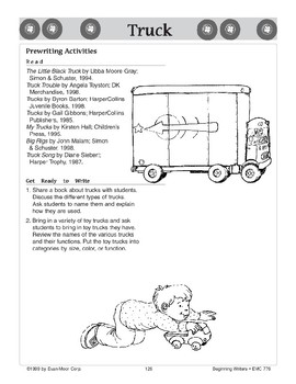 Truck (Make Books with Children)
