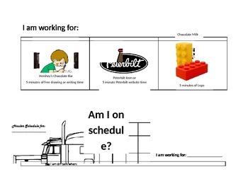 Truck Self-Monitoring Sheet