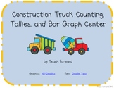 Truck Tally Mark and Bar Graph Center