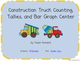 Truck Tally Mark and Bar Graph Center