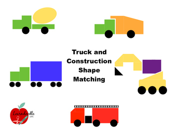 Truck and Construction Shape Matching