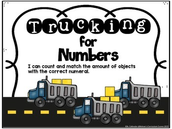 Trucking for Numbers