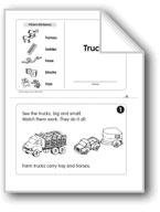 Trucks (Level F)