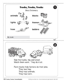 Trucks, Trucks, Trucks/Los camiones