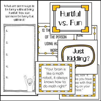 Trudy Ludwig Companion Lessons Bundle #CounselorsBack4School