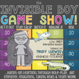 Trudy Ludwig's THE INVISIBLE BOY: School Counseling Inclusion & Empathy Lesson