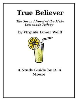 """True Believer"" by Virginia Euwer Wolff: A Study Guide"