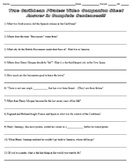 True Caribbean Pirates History Channel Documentary Companion Worksheet