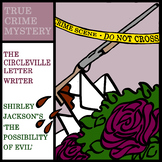 True Crime Mystery: Circleville Letter-Writer/Possibility