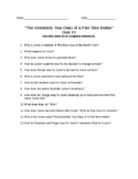 True Diary of a Part-Time Indian quiz