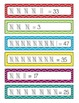 True & False - 7 Math Sets - math facts, time, tally marks, number words & more