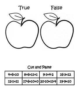 True/False Apple