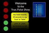 True False Comparative Game