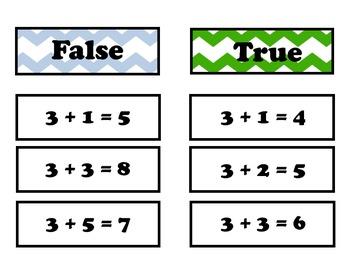 True / False Game 3 Facts