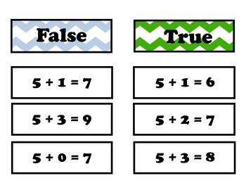 True / False Game 5 Facts