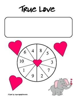 True Love Tally Game