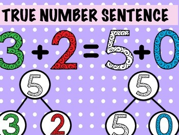 True Number Sentence