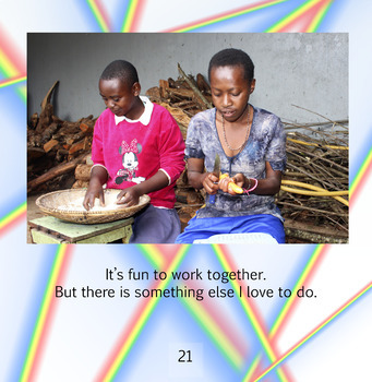 True Stories of Inclusion: Discovering and Making Patterns