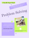 True Stories of Inclusion: I Can Solve Problems SL.2.4,L.1.1.e,RL.1.2,W.1.3.