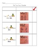 True Story Checklist