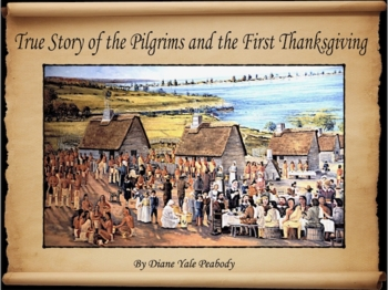 The Pilgrims First Thanksgiving