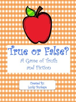 True or False? A Game of Truth and Fiction