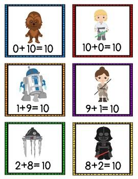 True or False:  Adding to 10 Style