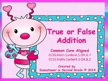True or False Addition