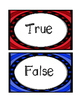 True or False Addition and Subtraction Math Center