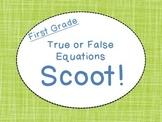 True or False Equation Scoot