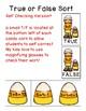 True or False Equations 1.OA.7