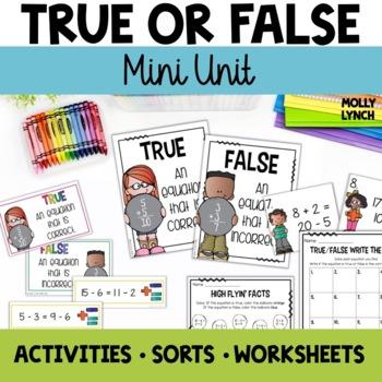 True or False Math
