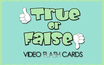 True or False Math Sentences for 1st Grade (1.OA.D.7)