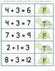 True or False Addition Practice Cards & Assessment Sheets {FREE}