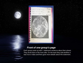 True/False Book Project - Powerpoint Presentation
