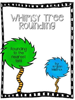 Whimsey Tree Rounding