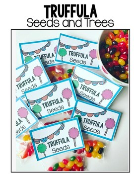 Truffula Seeds Treat Tag