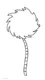 Truffula Tree: Create your own