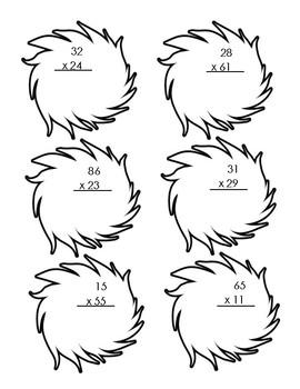 Truffula Tree Multiplication