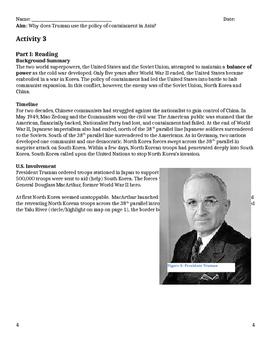 Truman: Containment