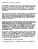 Truman Show Trial--Christof Sued