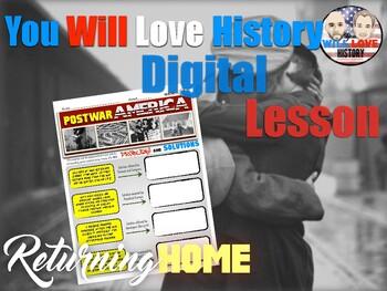 Truman and Post World War II America Digital Activity