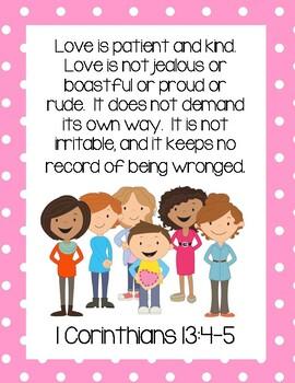 Truman's Aunt Farm Bible Verse Printable (Proverbs 15:16)