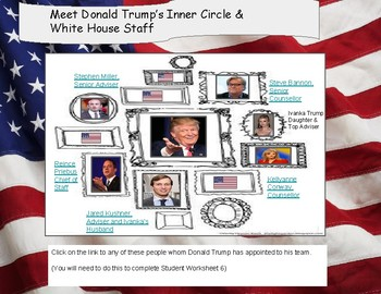 Nonfiction Reading and Writing Activities: President Donald Trump