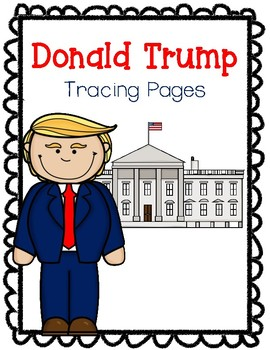 Trump Tracing Pages