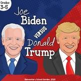 Trump VS Biden- Presidential Election 2020 - Compare and Contrast -VIRTUAL & PDF