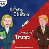 Trump VS Clinton - Presidential Election 2016 - Comparing and Contrast