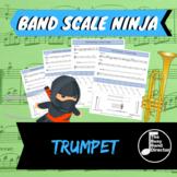 Trumpet / Baritone TC Scale Ninja